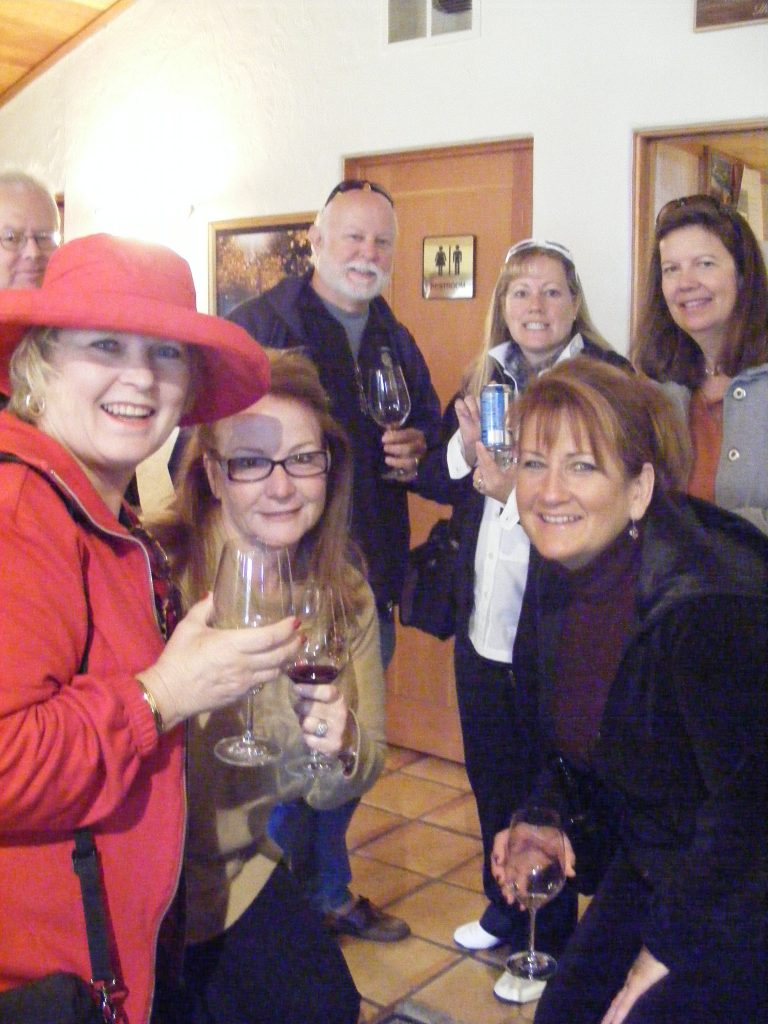 Wine Trip 2009