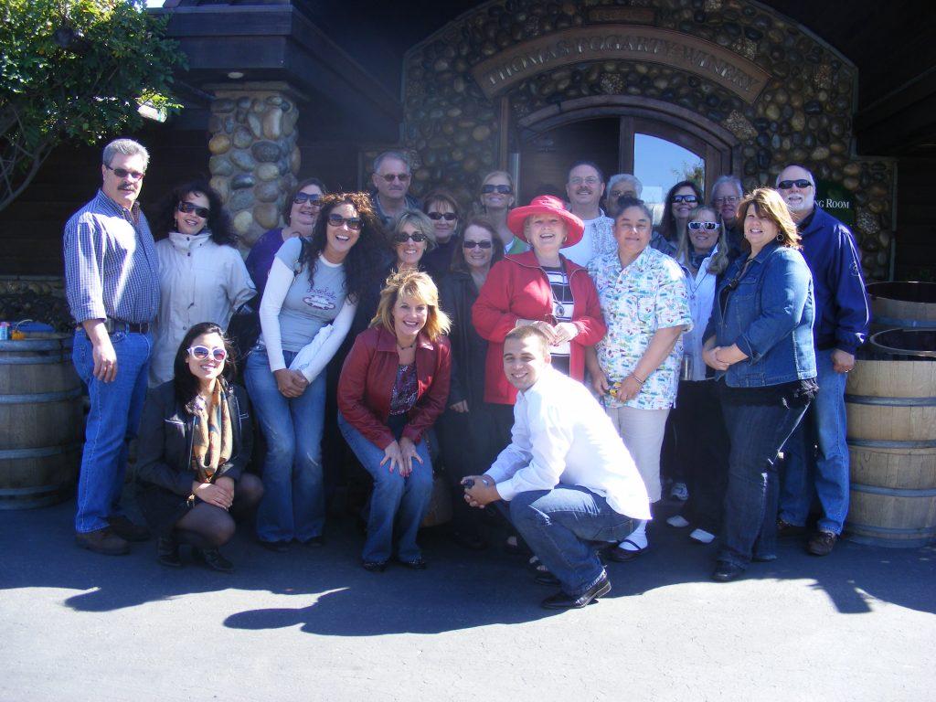 Winery Trip 2008
