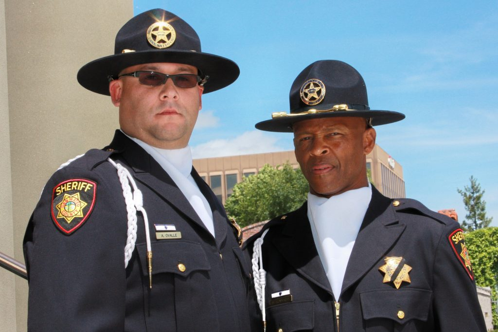 Ovalle-Roberts Honor Guard