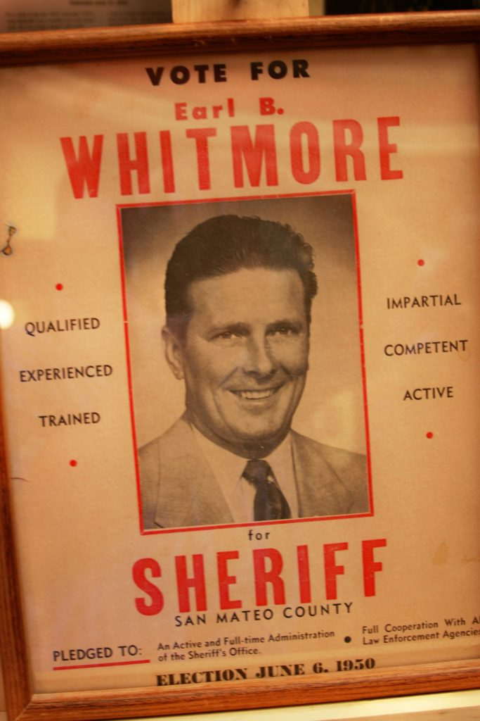 Whitmore for Sheriff