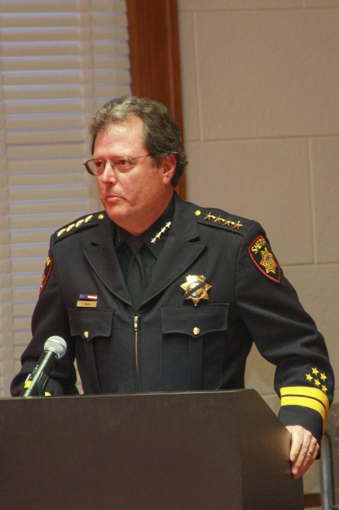 sheriff Munks